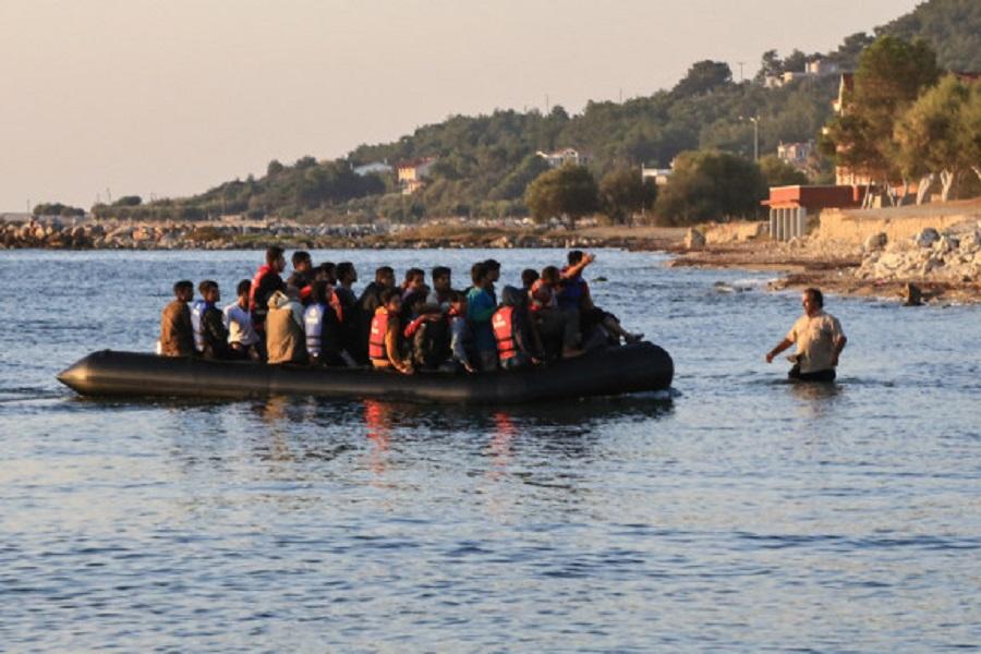 Μεταναστευτικό: Αλλοι 284 μετανάστες πέρασαν τα ελληνικά σύνορα την Τετάρτη