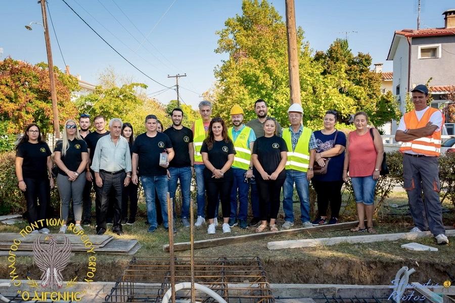 «Σάρκα και οστά» παίρνει το μνημείο Γενοκτονίας των Ελλήνων του Πόντου στην Ορεστιάδα