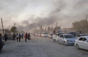 Σε πλήρη εξέλιξη οι τουρκικές αεροπορικές και χερσαίες επιχειρήσεις στη Συρία — Νεκροί άμμαχοι
