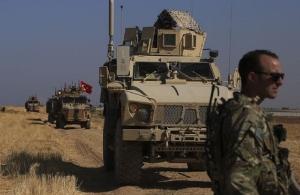 «Πράσινο φως» από τον Λευκό Οίκο για την τουρκική επίθεση στη Συρία