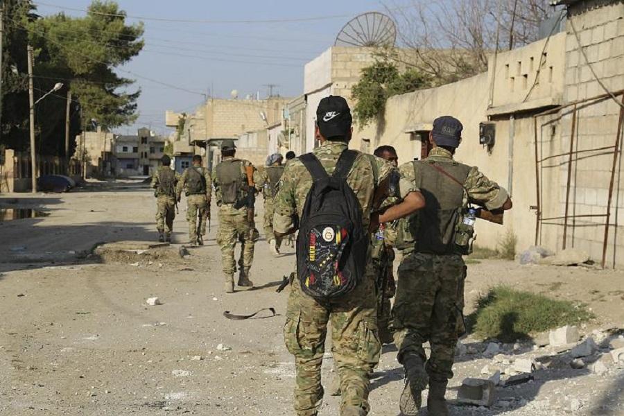Ο συριακός στρατός ανατρέπει τα σχέδια του Ερντογάν