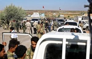 Συρία: Η Τουρκία προελαύνει με 277 νεκρούς — Ο Τραμπ τώρα απειλεί με στρατιωτική παρέμβαση
