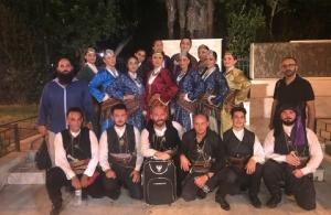 Στο Ποντιακό τριήμερο της «Αργώ» συμμετείχε η «Τραπεζούντα» Φυλής
