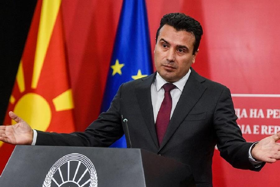 Σκόπια: Αναταραχή μετά την παραίτηση Ζάεφ και τις πρόωρες εκλογές στις 12 Απριλίου