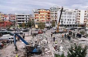 Σεισμός στην Αλβανία: Στους 49 αυξήθηκαν οι νεκροί
