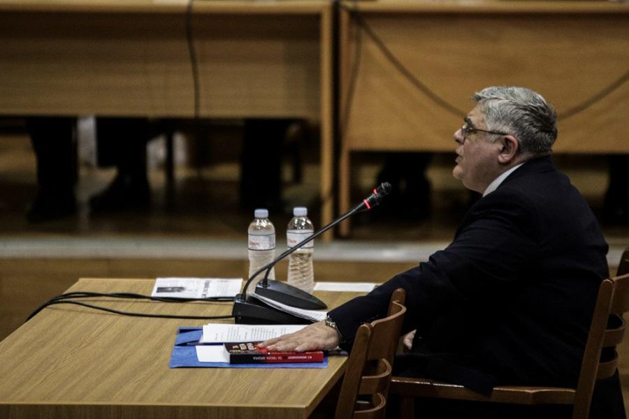 Δίκη Χρυσής Αυγής: Ένταση και συνθήματα στην απολογία του Μιχαλολιάκου