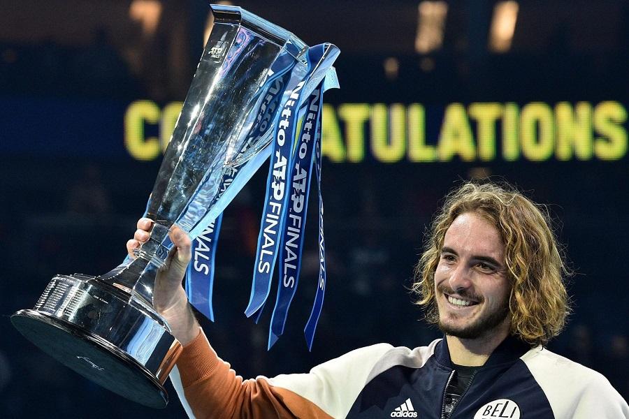Θρυλικός Τσιτσιπάς, κατέκτησε το ATP Finals