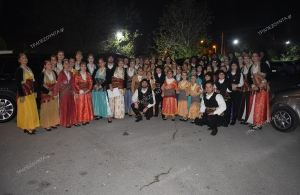 «Σεισμό» στην Πάρνηθα προκάλεσε ο ετήσιος χορός του «Καπετάν Ευκλείδη» (βίντεο,φωτο)