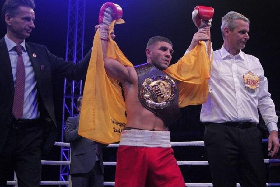 Πρωταθλητής Ευρώπης ο Θεόδωρος Παπάζοφ