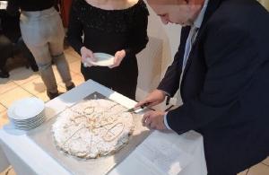 Την πίτα της έκοψε η Εύξεινος Λέσχη Ποντίων Νάουσας (φώτο)