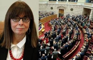 Αικατερίνη Σακελλαροπούλου: Εξελέγη με 261 ψήφους νέα Πρόεδρος της Δημοκρατίας