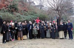 Ο ΣΠοΣ Κεντρικής Μακεδονίας και Θεσσαλίας στο «Κόκκινο Ποτάμι» (φωτο)