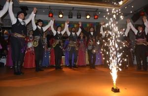 «Φωτιά» ο Ετήσιος Χορός του «Φάρου» Αγίας Βαρβάρας (φωτο, βίντεο)