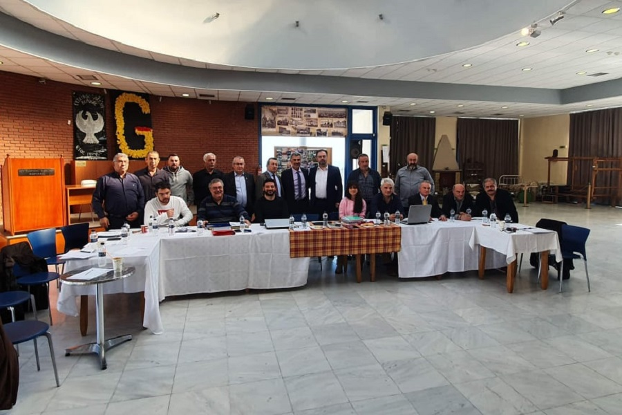 Στην Βέροια φιλοξενήθηκε το δεύτερο διευρυμένο ΔΣ της ΠΟΕ