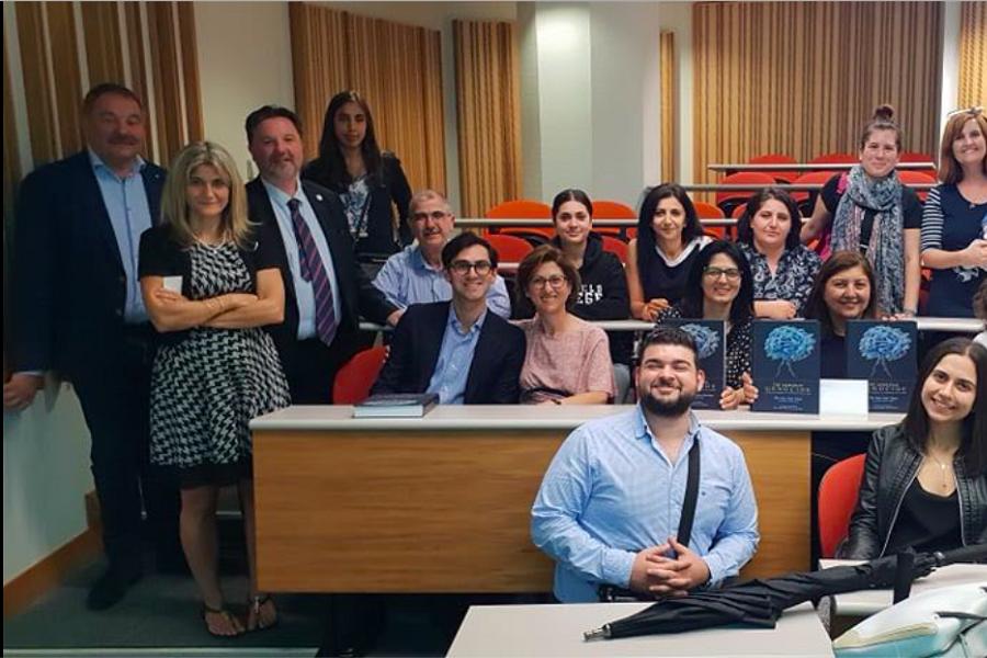 Σεμινάριο στο πανεπιστήμιο του Auckland της Νέας Ζηλανδίας για την Γενοκτονία Αρμενίων, Ασσυρίων και Ελλήνων