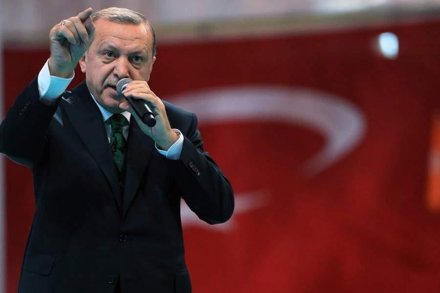 Διάλογο για το Αιγαίο ζήτησε ο Ερντογάν στον ΟΗΕ — Παράπονα για τον «αδικημένο» Τατάρ