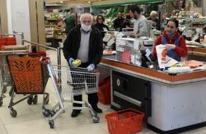 Κορωνοϊός: Ποια καταστήματα δεν κλείνουν — Ανοικτά και τις Κυριακές τα σούπερ μάρκετ