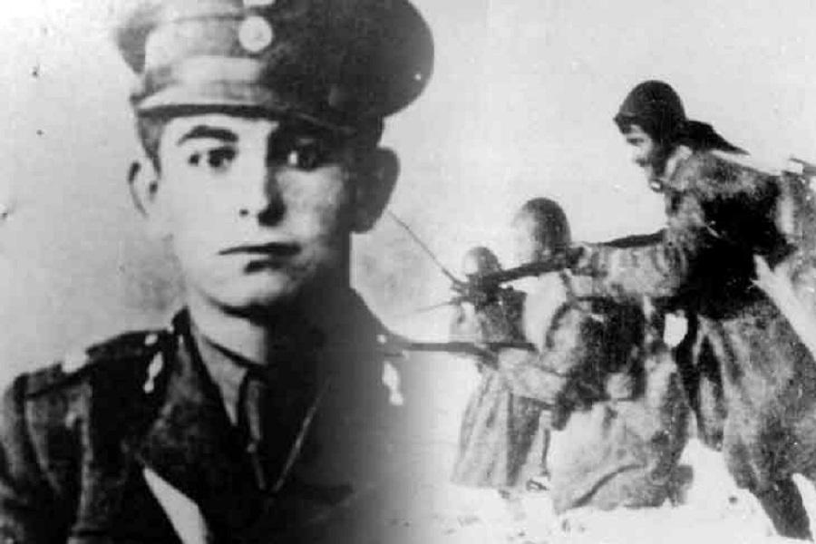 Θεόδωρος Γ. Κανδηλάπτης: Ο Πόντιος ήρωας του αλβανικού μετώπου