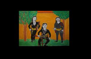 ΠΕΝ Ανατολικής Μακεδονίας και Θράκης: Καλλιτεχνική κινητοποίηση με ζωγραφιές για τη Γενοκτονία των Ελλήνων του Πόντου
