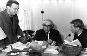 Παναγιώτ Ακρίτας, ένας Πόντιος πανεπιστημιακός της ΕΣΣΔ που διώχθηκε για την φιλελληνική του δράση