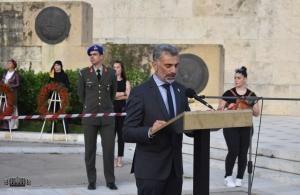 Γιώργος Βαρυθυμιάδης: Όποιος αγωνίζεται για την Γενοκτονία των προγόνων μας είναι φακελωμένος