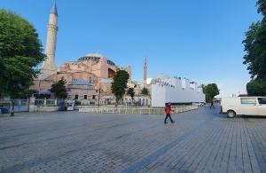 Η ΟΠΣΑ σχετικά με την απόφαση του Ρετζέπ Ταγίπ Ερντογάν να μετατρέψει την Αγία Σοφία σε Ισλαμικό Τέμενος