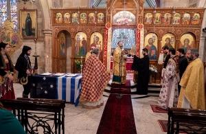 Επιμνημόσυνη δέηση για τα θύματα της Γενοκτονίας του Ποντιακού Ελληνισμού, στο Σίδνεϊ της Αυστραλίας