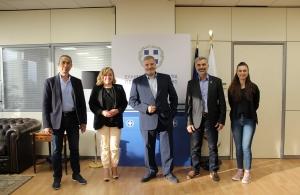 H Παμποντιακή Ομοσπονδία Ελλάδος συναντήθηκε με τον περιφερειάρχη Αττικής Γιώργο Πατούλη
