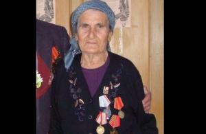 Πέθανε σε ηλικία 96 ετών η Χαριτίνη Ικιζίδου — Ήταν Πόντια βετεράνος του πολέμου και είχε λάβει παράσημα από τον Πούτιν