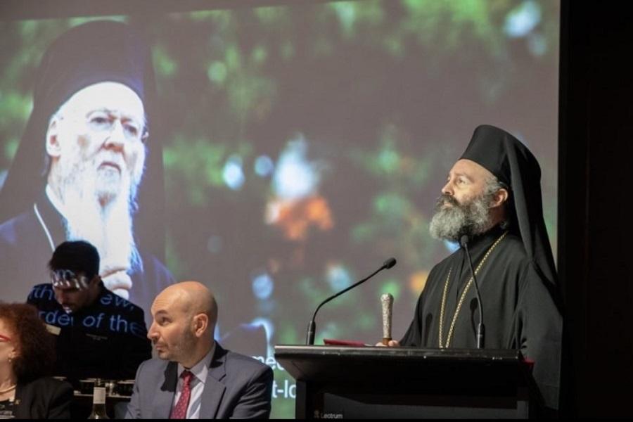 Η Αυστραλιανή Ομοσπονδία Ποντιακών Σωματείων συμπαραστέκεται στον αρχιεπίσκοπο Αυστραλίας