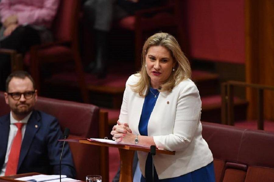 Η Αυστραλή γερουσιαστής Hollie Hughes στηρίζει την Κοινή Πρωτοβουλία Δικαιοσύνης Αρμενίων, Ασσυρίων και Ελλήνων