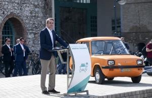Μητσοτάκης: Αυτά είναι τα κίνητρα για την αγορά ηλεκτρικών αυτοκινήτων