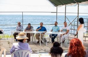 «ΝΟΣΤΟΣ, ρίζα μ' και κλαδί μ´»: Όλα όσα έγιναν στην συνέντευξη Τύπου στην Καλαμαριά