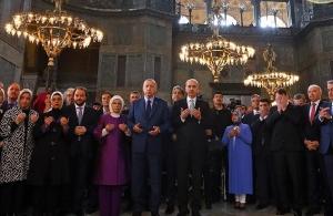 Αγία Σοφιά: Υπέγραψε το διάταγμα ο Ερντογάν για να γίνει τζαμί