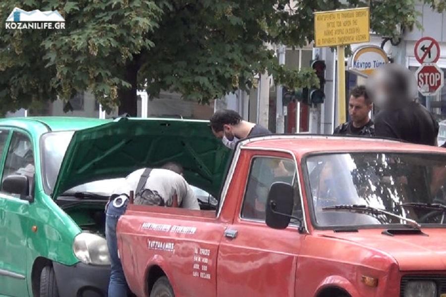 Κοζάνη: Εισέβαλε με τσεκούρι στη ΔΟΥ και επιτέθηκε σε υπαλλήλους