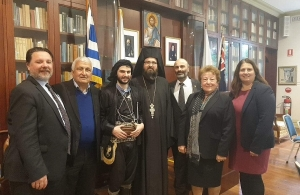 Η ΟΠΣΑ εκφράζει τις ευχές της για την χειροτονία του Αρχιμανδρίτη Πανοσιολογιώτατου Χριστόφορου Κρικέλη