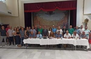 Με μεγάλη επιτυχία ολοκληρώθηκε το πρώτο διευρυμένο Διοικητικό Συμβούλιο της ΠΟΕ στην Αθήνα