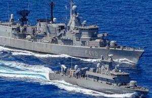 Σε ετοιμότητα οι Ένοπλες Δυνάμεις —19 τουρκικά πολεμικά πλοία στο Αιγαίο