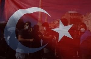 Με γεώτρηση και προσευχή στην Αγία Σοφία απαντά η Τουρκία στη Σύνοδο Κορυφής της ΕΕ