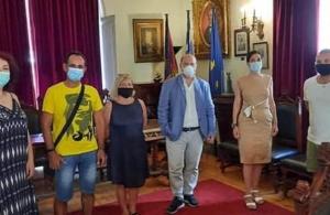 Συνάντηση της ΕΛΠ Κέρκυρας με την δήμαρχο