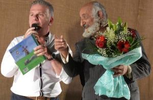 Θριαμβευτική υποδοχή της θεατρικής παράστασης «ΝΟΣΤΟΣ, ρίζα μ' και κλαδί μ´» στην Κατερίνη