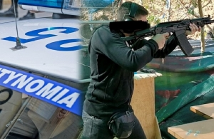 22χρονος ειδικός φρουρός εκβίασε και άρπαξε €40.000 από επιχειρηματία στην Αργυρούπολη