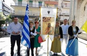 Ο «Άγιος Θεόδωρος ο Γαβράς» Θεσσαλονίκης τίμησε τα θύματα της Μικρασιατικής Καταστροφής