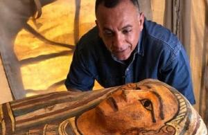Συναρπαστική ανακάλυψη: Σαρκοφάγοι ηλικίας 2.500 ετών βρέθηκαν στη Σακκάρα