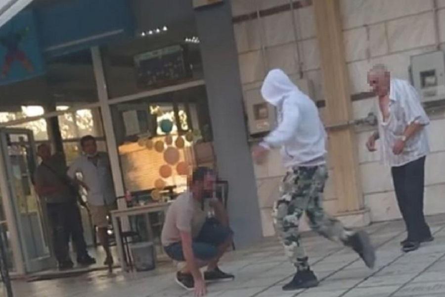 Θεσσαλονίκη: Βίντεο-σοκ με πυροβολισμό 39χρονου στη μέση του δρόμου στη Νικόπολη