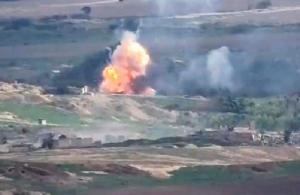 Η Διεθνής Αμνηστία καταγγέλλει τη χρήση βομβών διασποράς στο Αρτσάχ
