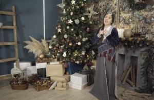 Ποντιακά Κάλαντα Χριστουγέννων από την 10χρονη Αναστασία Βαλαβανίδου