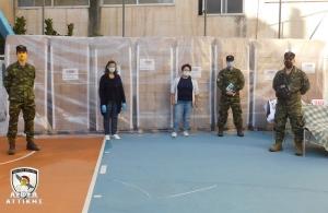 Εθελοντές έφεδροι στο πλευρό των Αρμενίων προσφύγων με συγκέντρωση ιατροφαρμακευτικού υλικού