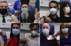 Κορωνοϊός: Η Ελλάδα εμβολιάζεται — Ανοίγει «παράθυρο ελπίδας» στη μάχη κατά της πανδημίας