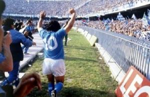 Ντιέγκο Μαραντόνα: Το «Σαν Πάολο» πήρε επίσημα το όνομα του «Θεού» του ποδοσφαίρου